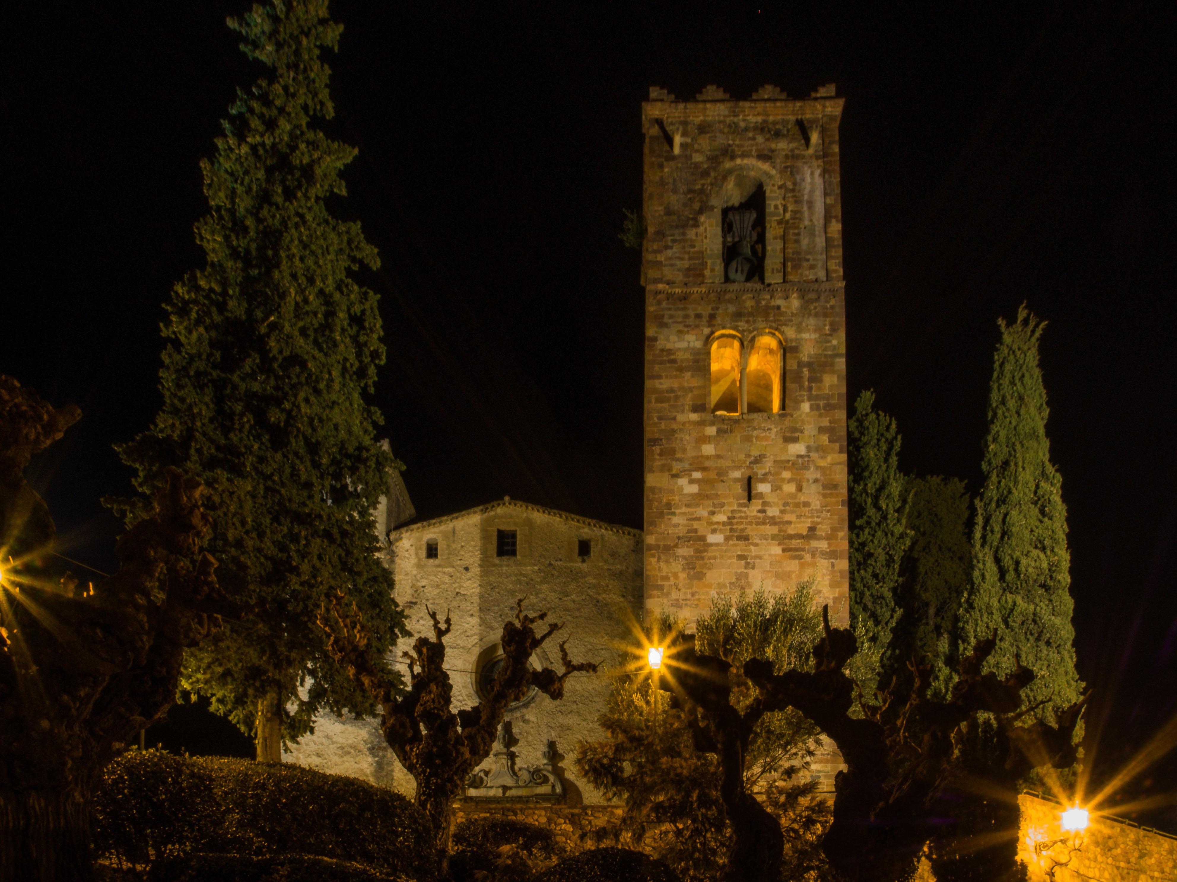 Esglesia Sant Pere Vilamajor (Nocturn)