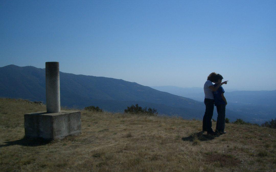 Ruta d'aquí: Els darrers contraforts de la Calma