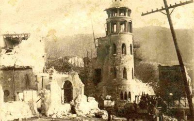 Patrimoni d'aquí: La Miranda… de Gaudí?