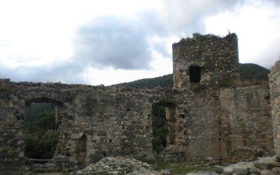 Patrimoni d'aquí: El castell de Montclús
