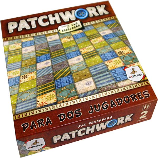 Joc de taula: Patchwork