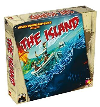 Joc de taula: The Island