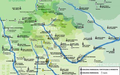 Els 10 temples religiosos de Vilamajor