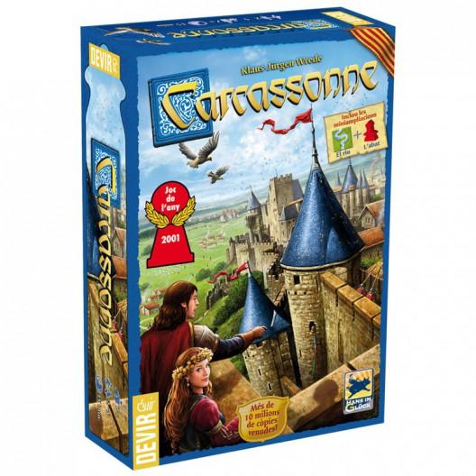 Joc de taula: Carcassonne